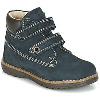 Schuhe Jungen Boots Primigi ASPY 1 Blau