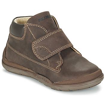 Schuhe Jungen Boots Primigi DEMIAN Braun