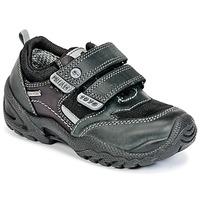 Schuhe Jungen Sneaker Low Primigi FAUSTO GORE-TEX Schwarz