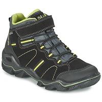 Schuhe Jungen Boots Primigi JACKSON Schwarz / Grün