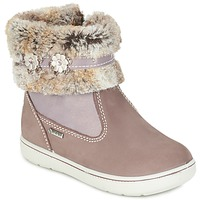 Schuhe Mädchen Boots Primigi MARINA-E Beige / Rose