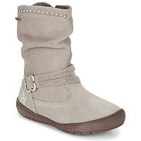 Schuhe Mädchen Klassische Stiefel Primigi CALISHA-E Maulwurf