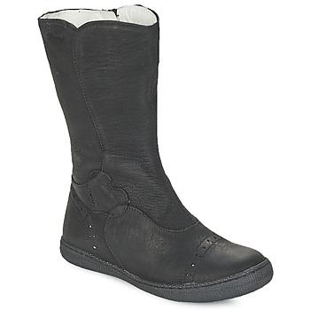 Schuhe Mädchen Klassische Stiefel Primigi BRITTE-E Schwarz