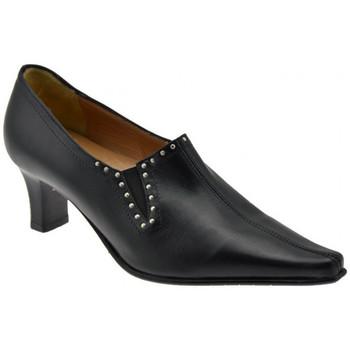 Schuhe Damen Slipper Bettina 5956 Hals T.60 mokassin halbschuhe