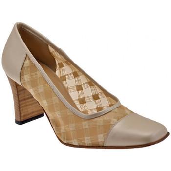 Schuhe Damen Pumps Bettina 7977 Court Schuh ist plateauschuhe