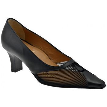Schuhe Damen Pumps Bettina 8821 Transparent Court Schuh ist T60 plateauschuhe