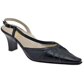 Schuhe Damen Pumps Bettina 8832 T.60 Court Schuhband ist plateauschuhe