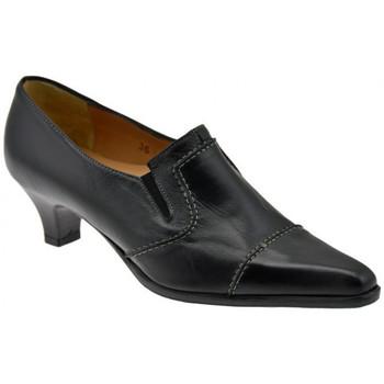 Schuhe Damen Slipper Bettina 9007 Hals T.50 mokassin halbschuhe
