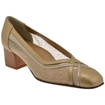 Schuhe Damen Pumps Bettina 9128 Transparent T.40 Court Schuh ist plateauschuhe
