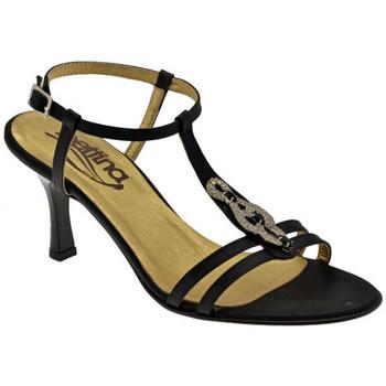 Schuhe Damen Sandalen / Sandaletten Bettina 9230 Strass T.70 sandale