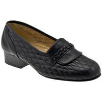 Schuhe Damen Slipper Bettina 7490 Maxi Fit richelieu
