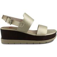 Schuhe Damen Sandalen / Sandaletten Mikaela WASH BEIGE