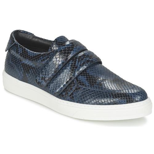Sonia Rykiel SPENDI Blau / Schwarz  Schuhe Sneaker Low Damen 164,50