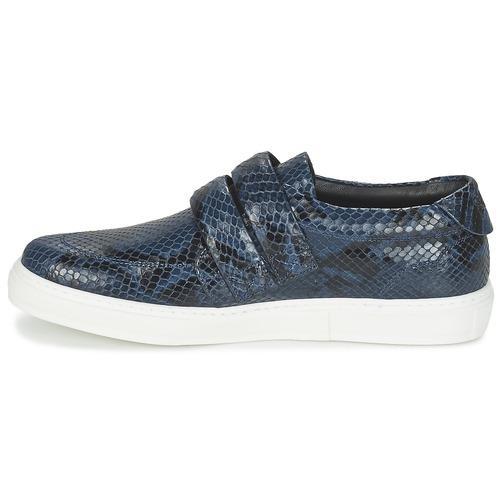 Sonia Rykiel SPENDI Low Blau / Schwarz  Schuhe Sneaker Low SPENDI Damen 164,50 27ffe0