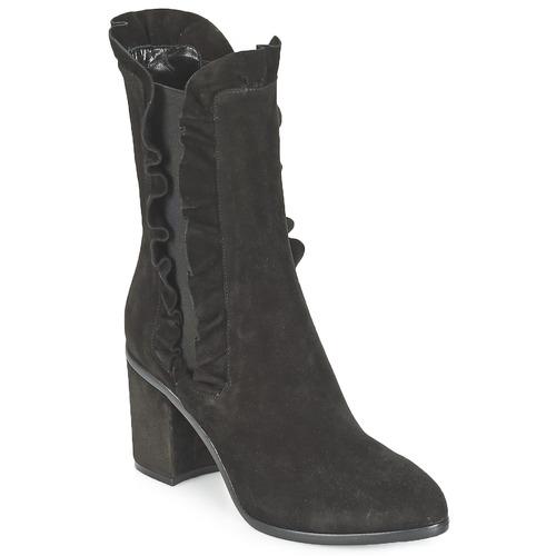 Sonia Rykiel CARAMINA Schwarz  Schuhe Low Boots Damen 328,30