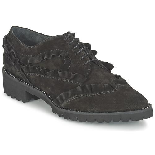 Sonia Rykiel CARACOMINA Schwarz  Schuhe Derby-Schuhe Damen 169,50