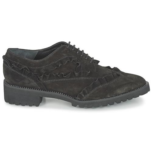 Sonia Rykiel CARACOMINA Schwarz  Schuhe Derby-Schuhe Damen 271,20