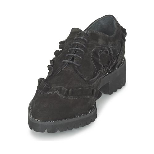 Sonia Rykiel CARACOMINA Damen Schwarz  Schuhe Derby-Schuhe Damen CARACOMINA 271,20 c96a6b