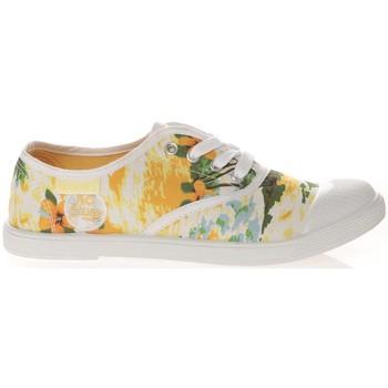 Schuhe Damen Sneaker Low Cassis Côte d'Azur Cassis cote d'azur Basket Dyonise Jaune Gelb