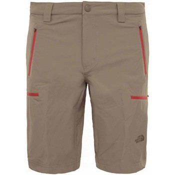 Shorts / Bermudas The North Face M EXPLORATION CONVERTIBLE SHORT Braun Herren UV Strahlung Prote