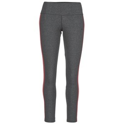 Kleidung Damen Leggings adidas Originals ESS 3S TIGHT Grau