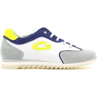 Schuhe Kinder Sneaker Low Alberto Guardiani GK21341G Shoes with laces Kind Bianco Bianco