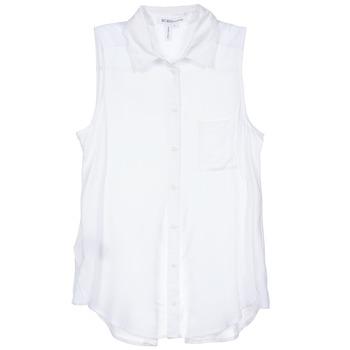 Kleidung Damen Hemden BCBGeneration 616953 Weiss