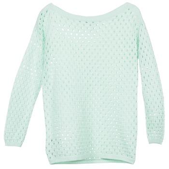 Kleidung Damen Pullover BCBGeneration 617223 Grün