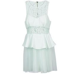 Kleidung Damen Kurze Kleider BCBGeneration 617437 Grün