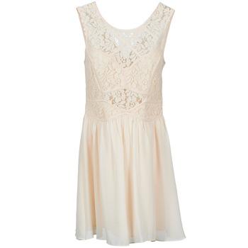 Kleidung Damen Kurze Kleider BCBGeneration 617574 Beige