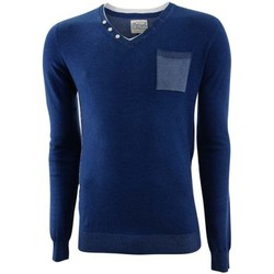 Pullover Petrol Industries Round neck double collar knit