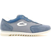 Schuhe Kinder Sneaker Low Alberto Guardiani GK21343G Shoes with laces Kind Blue Blue