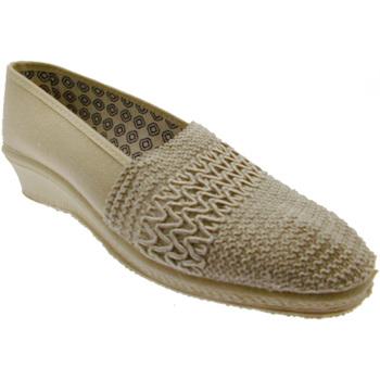 Schuhe Damen Hausschuhe Davema DAV212be blu
