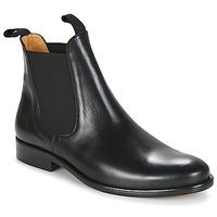 Schuhe Herren Boots Brett & Sons LOUVAL Schwarz