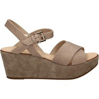 Schuhe Damen Sandalen / Sandaletten Carmens Padova MARYGOLD LIPS_1 MISSING_COLOR