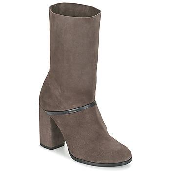 Schuhe Damen Klassische Stiefel Castaner CAMILA Braun
