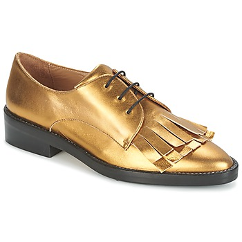 Schuhe Damen Derby-Schuhe Castaner GERTRUD Gold