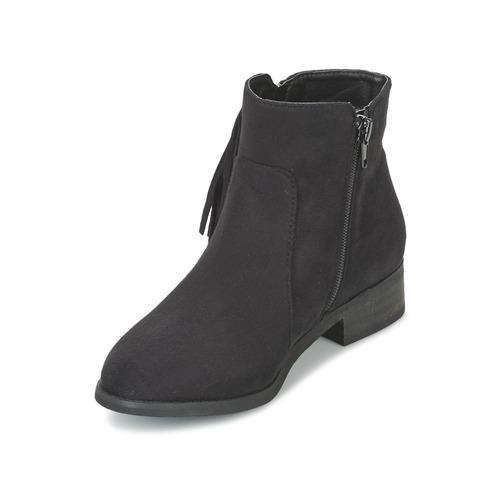 Elue par nous VOPFOIN Schwarz 47,96  Schuhe Boots Damen 47,96 Schwarz 2a643c