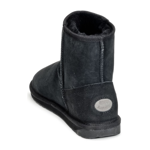 EMU EMU EMU STINGER MINI Schwarz Schuhe Boots Damen 119,20 d55e1a