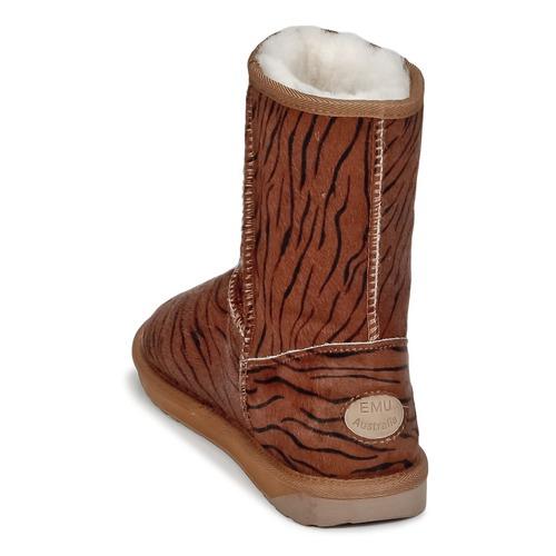 EMU  STINGER FUR LO Braun  EMU Schuhe Boots Damen 139,30 159343