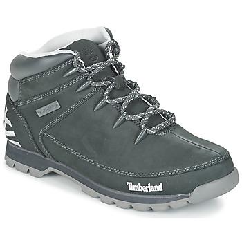 Schuhe Herren Boots Timberland EURO SPRINT HIKER Grau