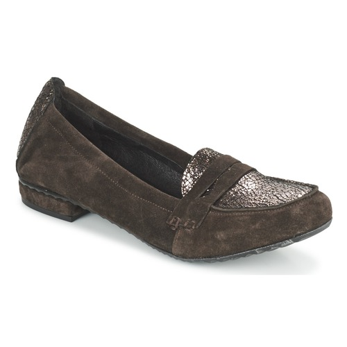 Regard REMAVO Braun  Schuhe Slipper Damen