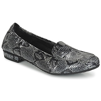 Schuhe Damen Slipper Regard REMAVO Grau