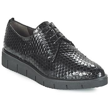 Schuhe Damen Derby-Schuhe Perlato MEQUINI Schwarz