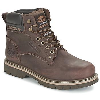 Schuhe Herren Boots Dockers by Gerli IRETOK Kaffee