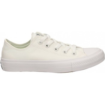 Schuhe Damen Sneaker Low Converse CT AS II OX TENCEL Weiss