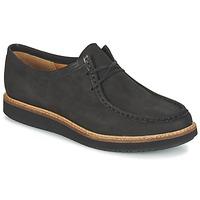 Schuhe Damen Derby-Schuhe Clarks GLICK BAYVIEW Schwarz