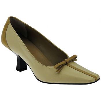 Schuhe Damen Pumps Alternativa DecolteTaccoLargoFioccoplateauschuhe