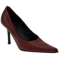 Schuhe Damen Pumps Alternativa DecolteLiscioTaccoSpilloplateauschuhe