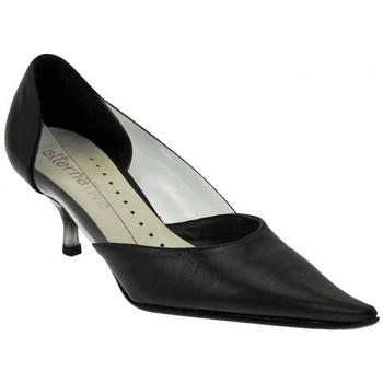 Schuhe Damen Pumps Alternativa DecolteTrasparenzaplateauschuhe